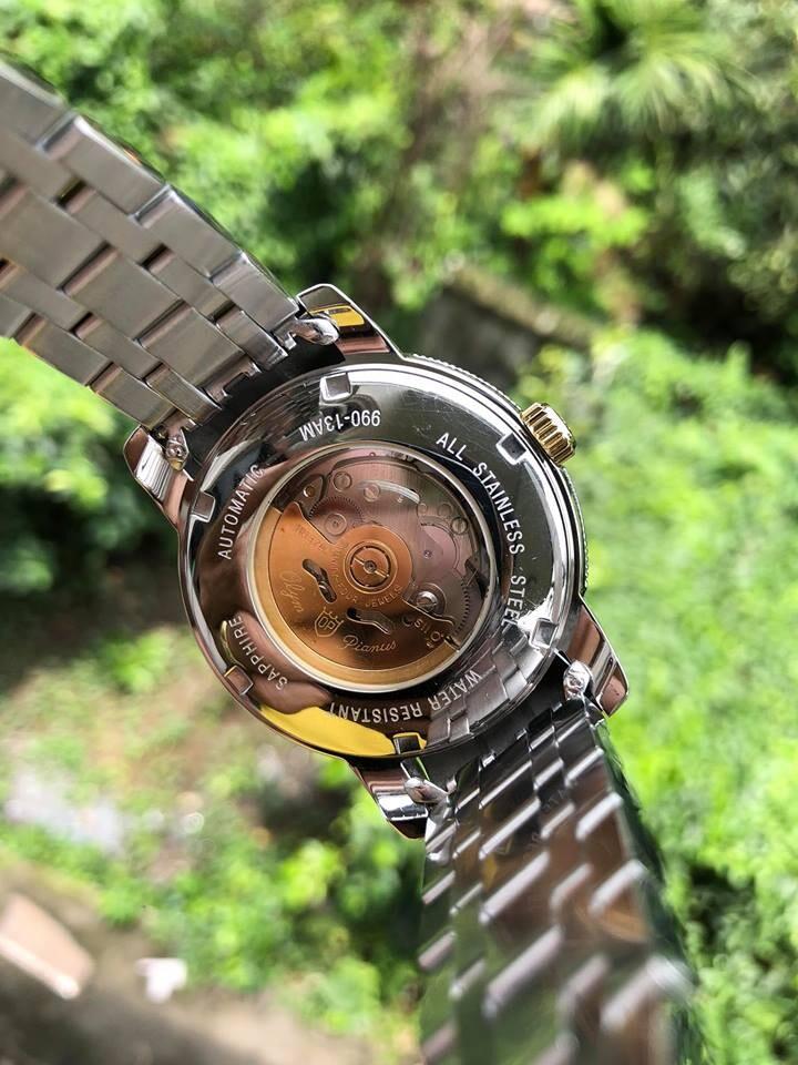 Đồng hồ Olym Pianus OP990-131AMSK-T