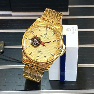 ✅ Đồng hồ nam Olym Pianus Op990-132amk-v chính hãng ✅