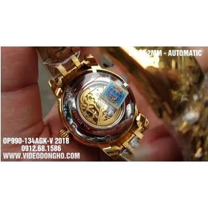 Đồng hồ Olym Pianus OP990-134AGK-V