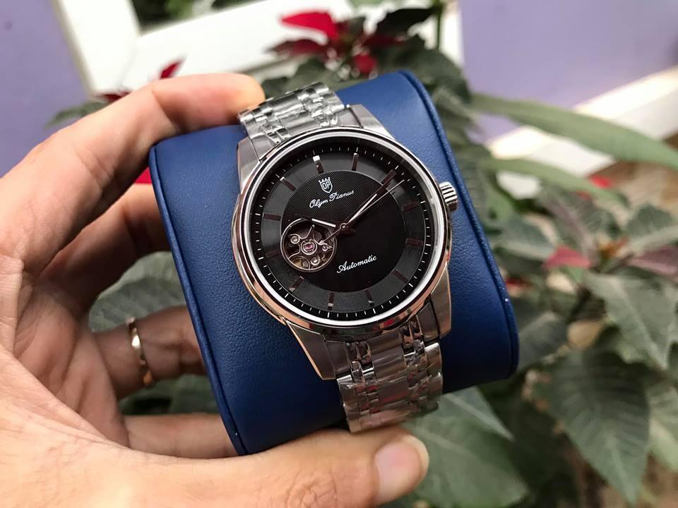 Đồng hồ nam Olym Pianus Op990-162ams-d chính hãng