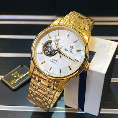 ✅ Đồng hồ nam Olym Pianus op990-163amk-t chính hãng ✅