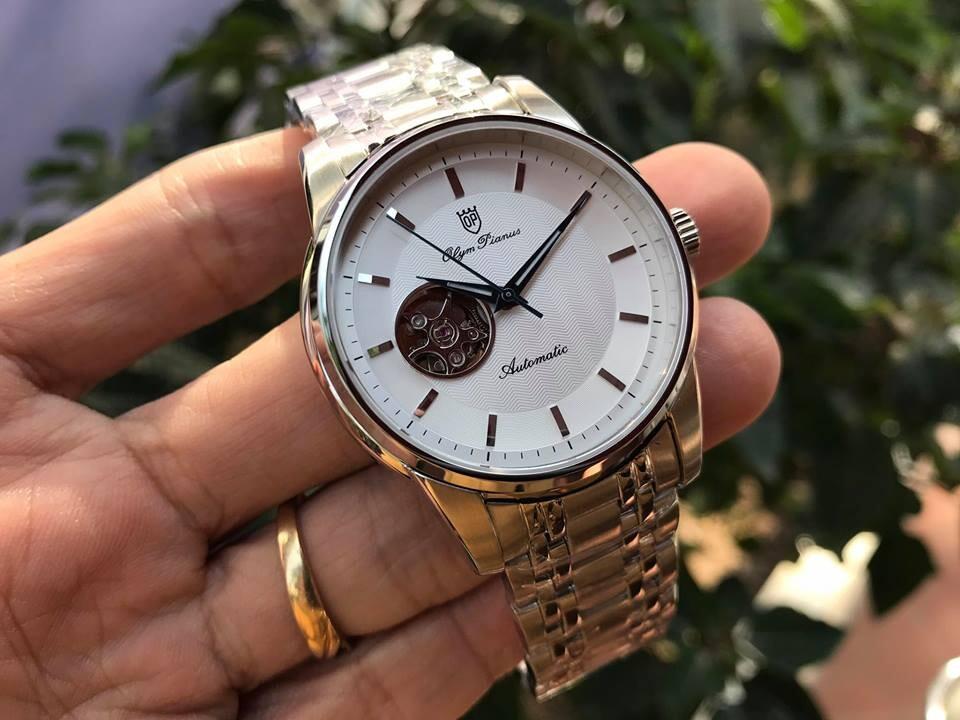 Đồng hồ nam Olym Pianus Op990-162ams-t chính hãng
