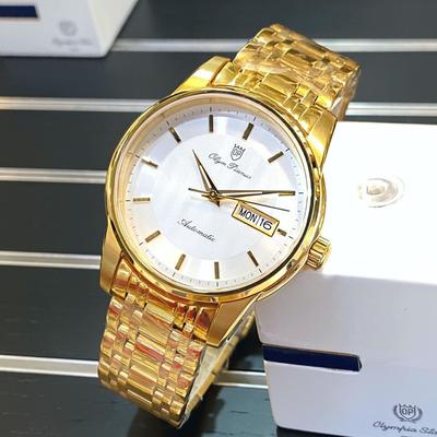 ✅ Đồng hồ nam Olym Pianus Op990-16amk-t chính hãng ✅