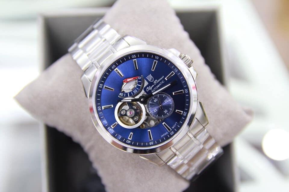 Đồng hồ nam Olym Pianus OP9908-881AGS-X