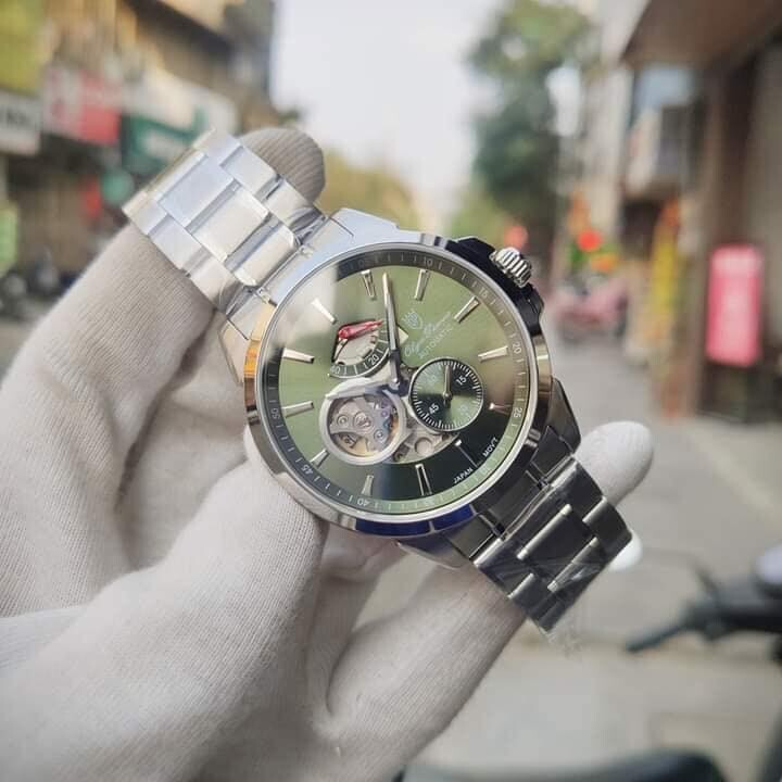 Đồng hồ nam Olym Pianus OP9908-881AGS-XL