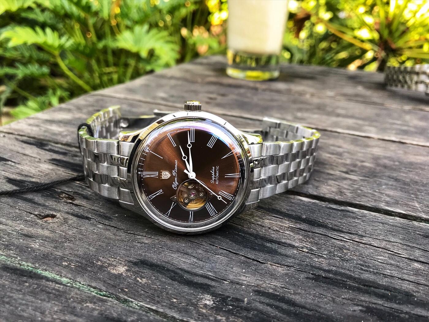Đồng hồ Olym Pianus OP99141-71.1AGS-N