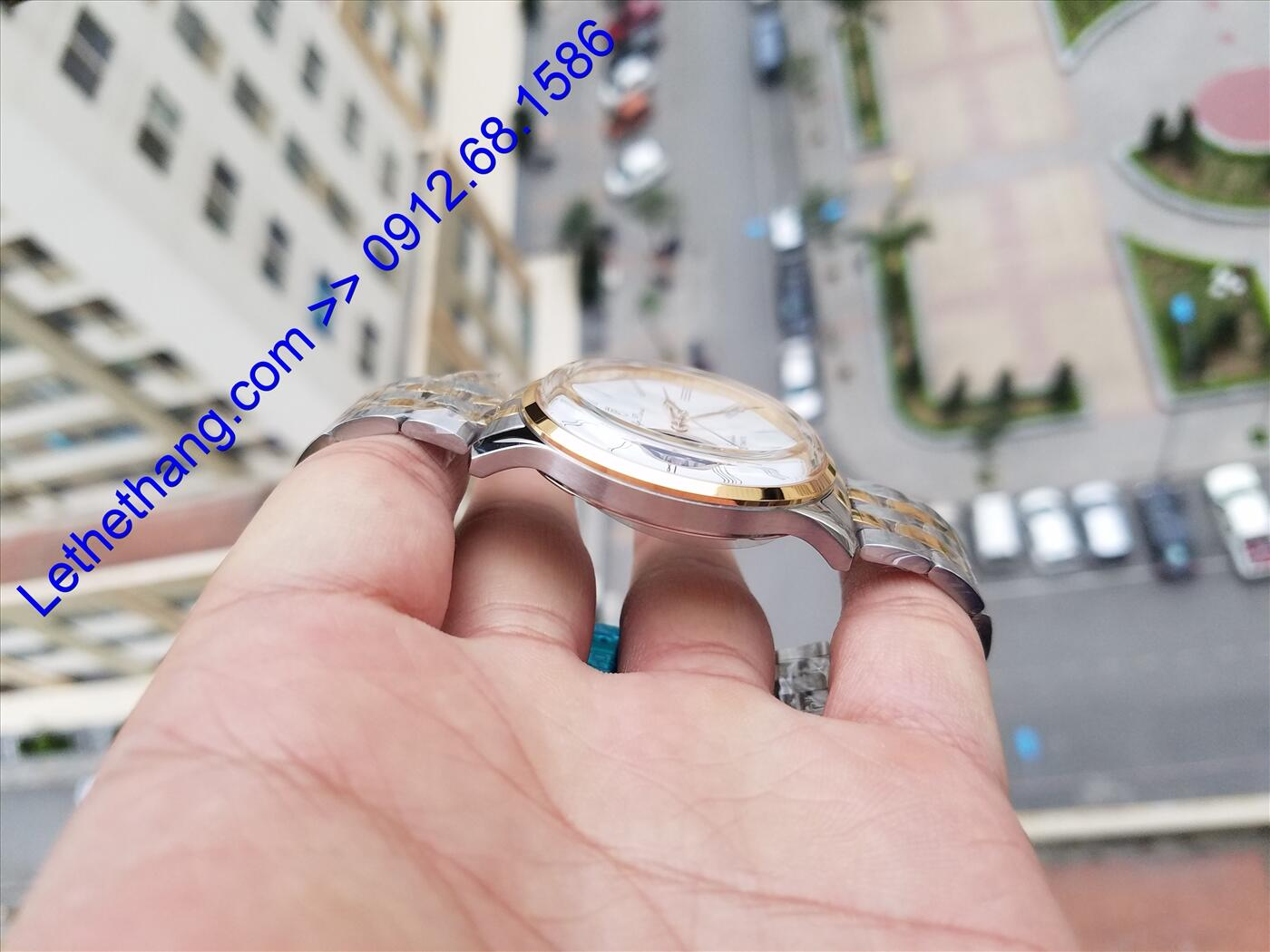 Đồng hồ Olym Pianus OP99141-71AGSR-T