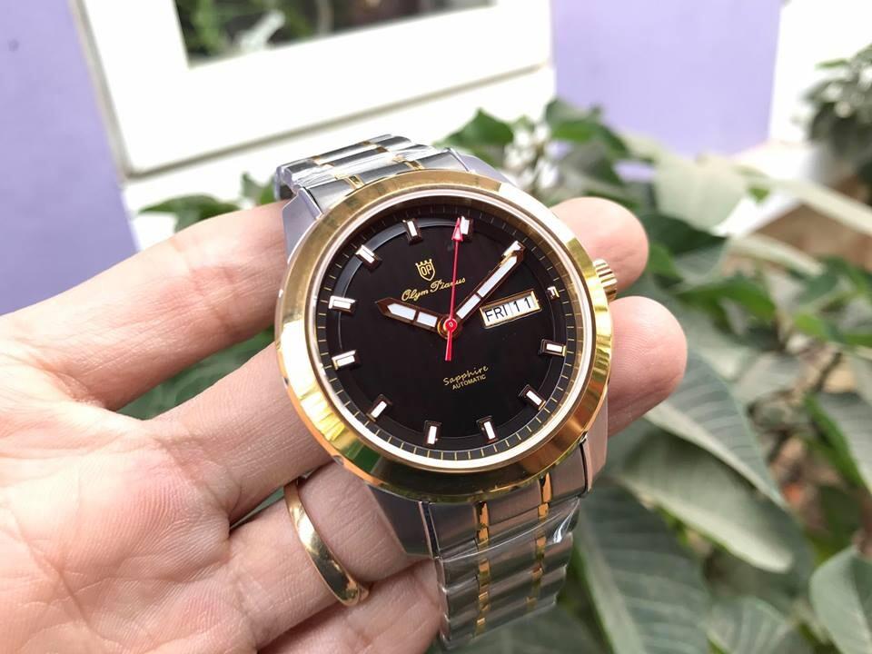 Đồng hồ nam Olym Pianus Op993-6agsk-d chính hãng