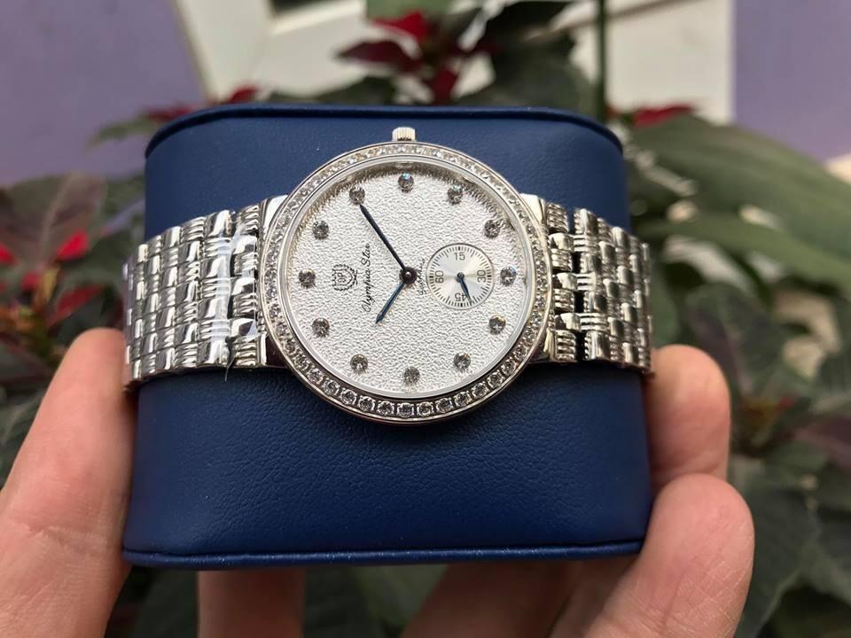 Đồng hồ đôi olympia star opa5595ds-t chính hãng