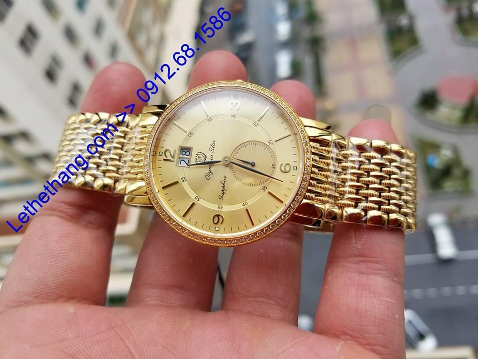 Đồng hồ Olympia Star OPA58012-04DMK-V