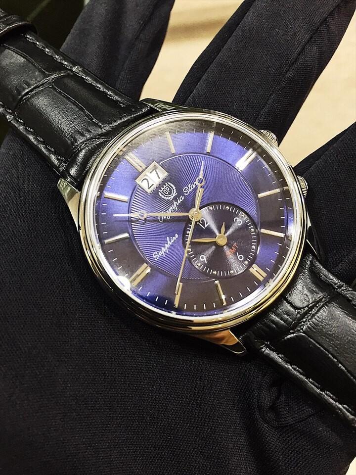 Đồng hồ nam Olympia Star OPA580501-03MS-GL-X
