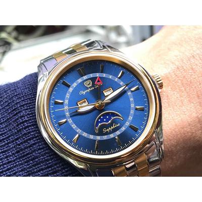Đồng hồ nam Olympia star OPA98022-80MSKX chính hãng