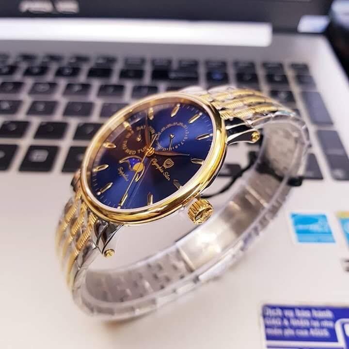 Đồng hồ nam Olympia Star OPA98023-21MSK-X