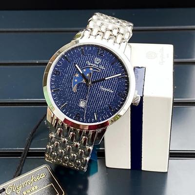 Đồng hồ nam Olympia Star opa98028mk-x chính hãng