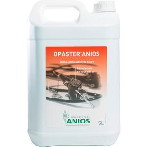 Opaster'Anios Dung dịch khử khuẩn mức độ cao dụng cụ nội soi và các dụng cụ không chịu nhiệt