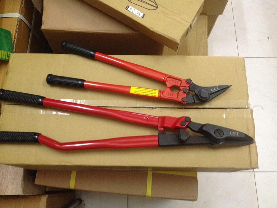 Kìm - Kéo cắt dây đai Thép SC-600