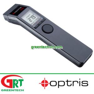 Optris MSpro LT | Graphic infrared thermometer | Máy đo nhiệt độ cầm tay MSpro LT | Optris Vietnam
