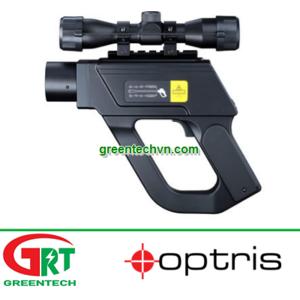 Optris P20 LT | Digital infrared thermometer | Máy đo nhiệt độ cầm tay P20 LT | Optris Vietnam