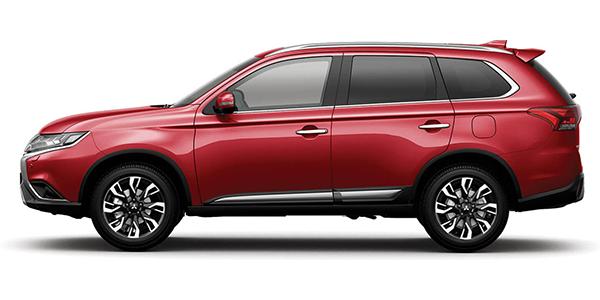 Bảng giá xe Mitsubishi Outlander 2021 tại Mitsubishi Ninh Bình