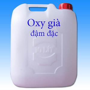 Oxy già đậm đặc