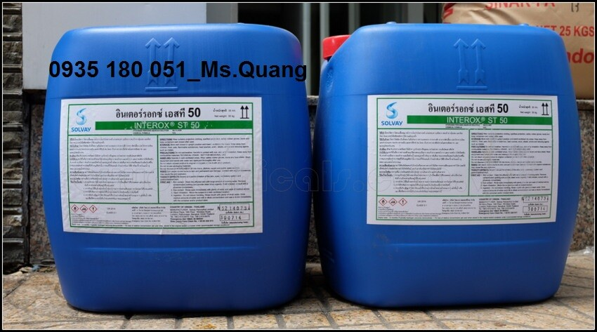 Hydrogen peroxit - Oxy H2O2 50%