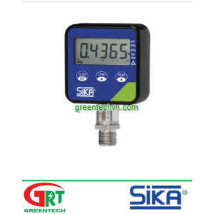 P | sika Digital pressure gauge | Đồng hồ áp suất |Digital pressure gauge | Sika Vietnam