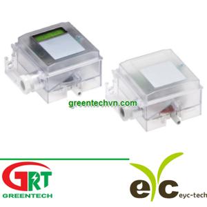 P003 | Eyc-tech | Cảm biến chênh áp suất khí | Pressure transmitter 0~50mBar,4~20/0~10V output