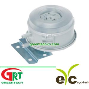 P004(604).921 | Eyc-tech | Công tắc chênh áp suất khí | Differential pressure Switch 0.2~50mBAR IP54