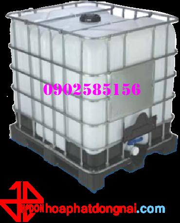 PAC lỏng (Poly Aluminium Chloride - Al2O3) 10%