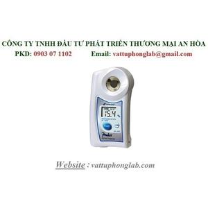 Khúc Xạ Kế Đo Nồng Độ Propylene Glycol / Nhiệt Độ Đông Đặc Của Propylene Glyc -ATAGO Mode:PAL-88S