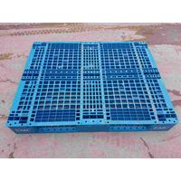Pallet nhựa 1300x1100x150mm xanh