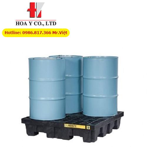 Pallet an toàn chống chảy tràn 28254 - Ecosafe