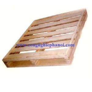 Pallet gỗ KT 1000x1200x120mm
