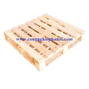 Pallet gỗ KT 1000x1200x200mm
