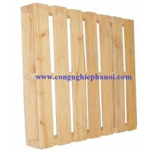 Pallet gỗ kt 1100x1100x100mm