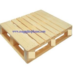 Pallet gỗ KT 1200x1200x150mm
