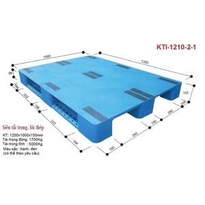 Pallet KTI 1210-1-2 (lõi thép)