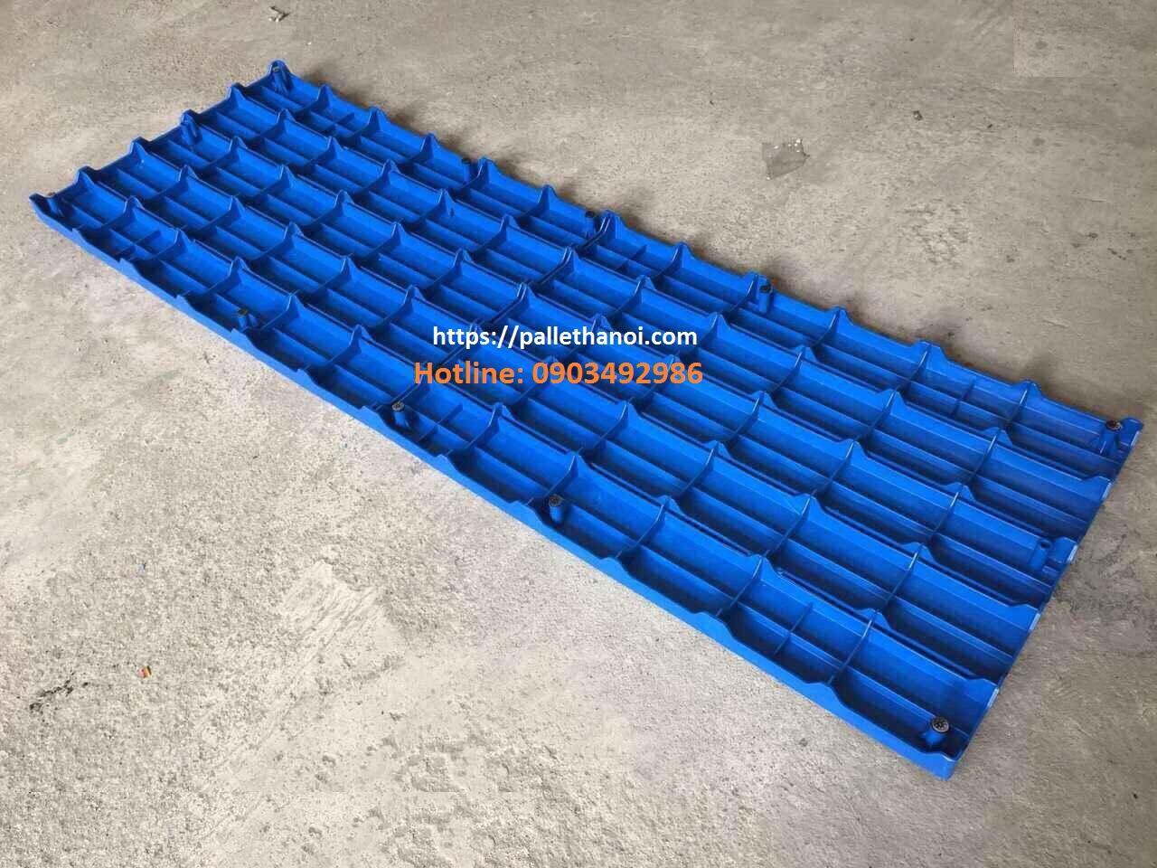 pallet lót sàn 1800x600x50mm