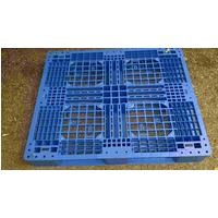 Pallet nhựa 1200x1000x150mm xanh
