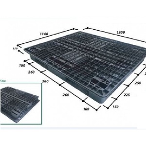 Pallet nhua 1300*1100*150mm | Pallet nhập khẩu