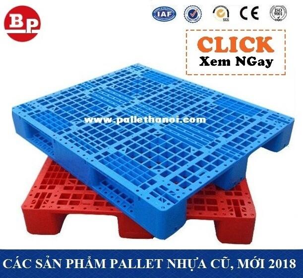 sản xuất pallet nhựa