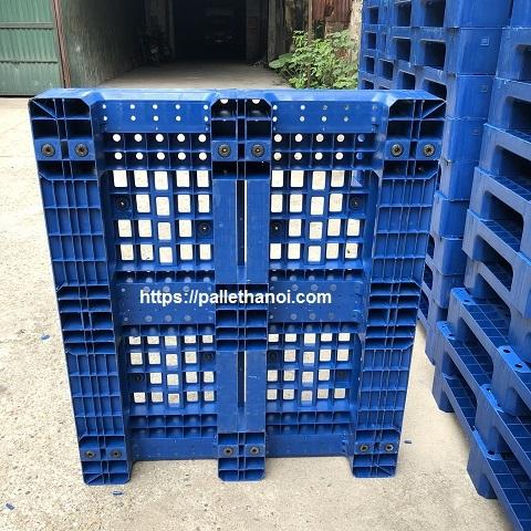 giá pallet nhựa mới