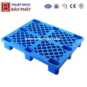 Pallet nhựa cốc KT 1000x1000x145 mm