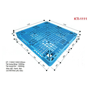 Pallet nhựa KTI-1111