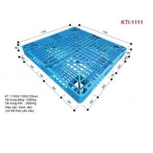 Pallet nhựa KTI-1111 Nhật