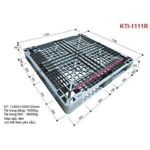 Pallet nhựa KTI-1111R