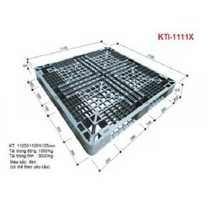 Pallet nhựa KTI-1111X Nhật