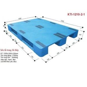 Pallet nhựa KTI-1210-2-1 Nhật