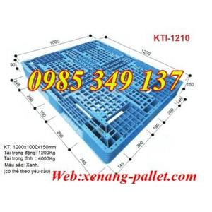 Pallet nhựa KTI-1210