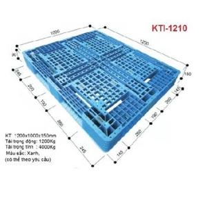 Pallet nhựa KTI-1210 Nhật